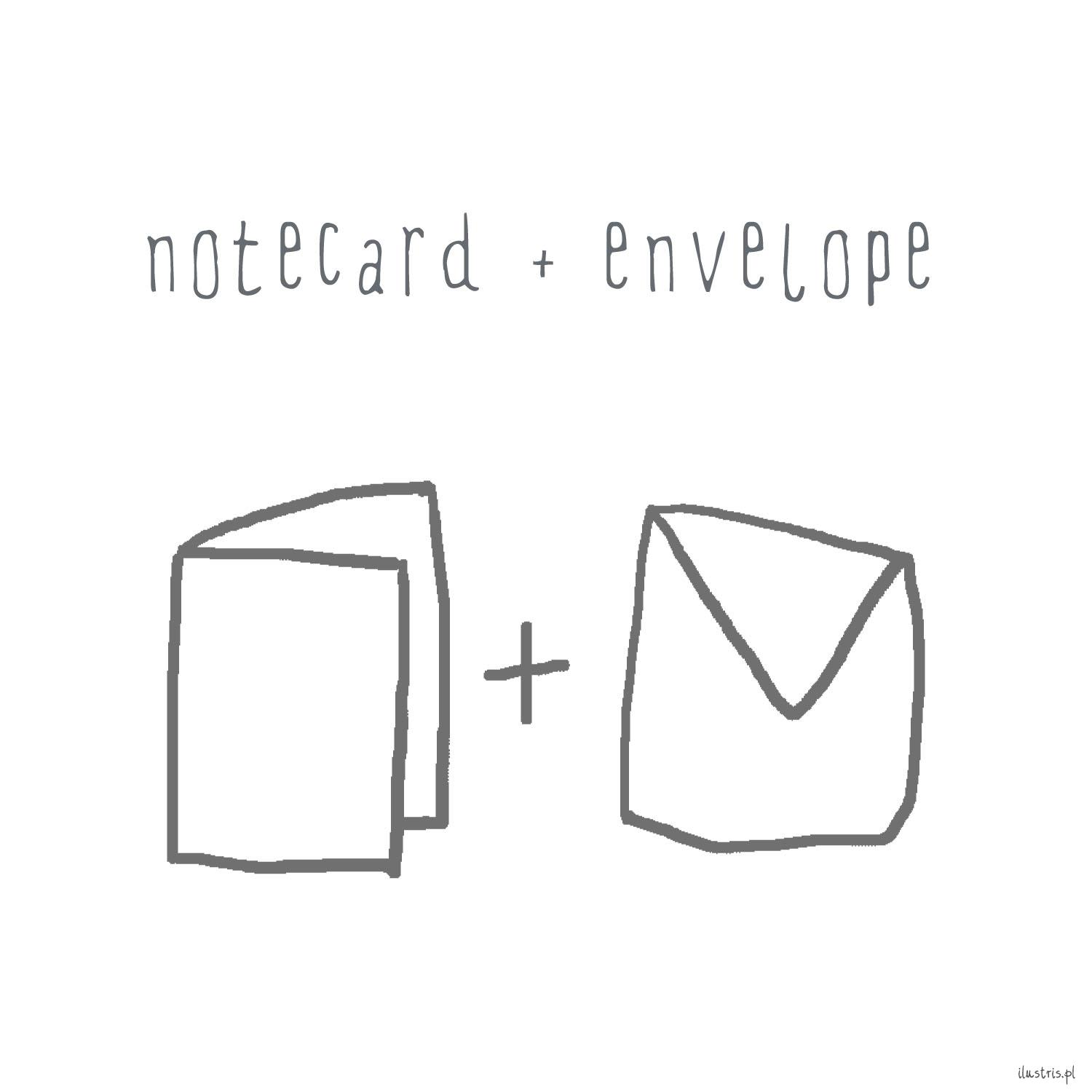 Note card NC - Heart